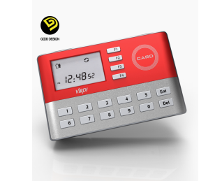 VIRDI RF/Smart card authentication system