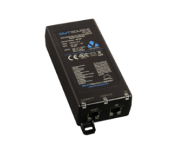POE Plus Injector - 802.3at 1-Port